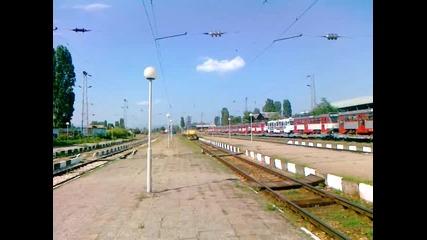 Бжк транзит през гара София север