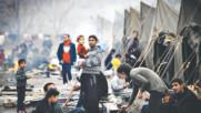 Настаниха 400 мигранти в Любимец