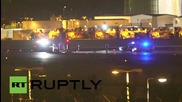 UK: Activists distrupt Heathrow airport, 13 flights cancelled