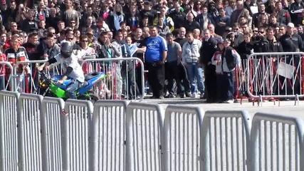 Стънт Пловдив 20.03.2010 състезател 3