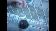Експеримент с кола и бонбони ментос