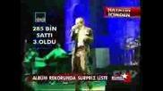 Ismail - Yk Album Satis Listesi