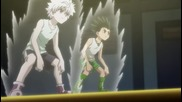 Hunter x Hunter 2011 69 Bg Subs [high]