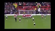 Най - великия мач на Бербатов/ Man United 3 - 2 Liverpool