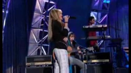 Hannah Montana Make Some Noise hq