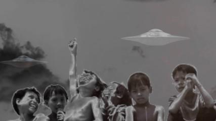 Деца са свидетели на НЛО край училище в Зимбабве!