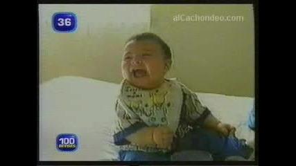 Бебешка Смеховка