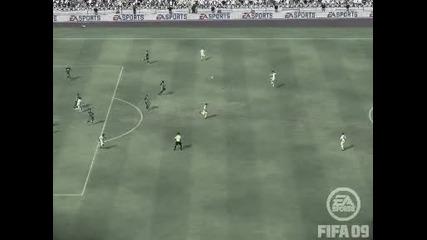 Fifa 09 Ultimate Gol