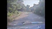 Jari-matti Latvala - Rally Acropolis 2011 - Ford Fiesta Rs Wrc - Ss06 - Mavrolimni (25,05km)