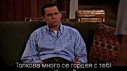 Двама Мъже И Половина Сезон 3 еп.21 + Бг субтитри