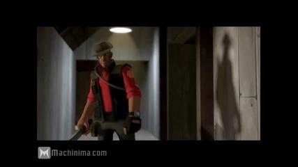 Team Fortress 2 - The Sniper (hd)
