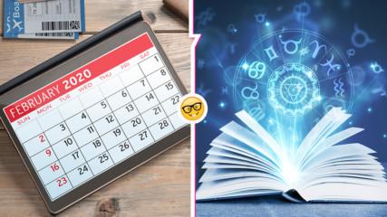 Вълнуващ, романтичен и повратен: Какъв ще е февруари за всяка от 12-е зодии?
