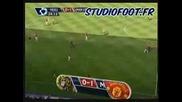 24.05 Супер гол на Дарън Гибсън ! Хъл Сити - Манчестър Юнайтед 0:1