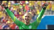 23.06.14 Холандия - Чили 2:0 *световно първенство Бразилия 2014 *