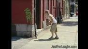 проститутката-скрита камера