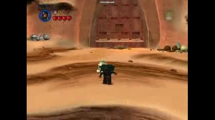 Lego Star Wars 2 - Free Run