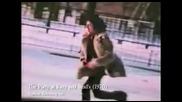 Италианският Жребец / Тичането в снега