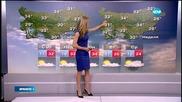 Прогноза за времето (13.06.2015 - сутрешна)