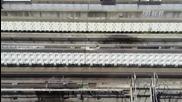 Най-бързият влак в света - 603 km h