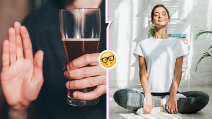 Време за детокс: какво ще се случи, ако спрем алкохола за един месец