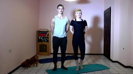 Клек, дълбок клек, сумо клек, йога клек...А Вие клякате ли? :)