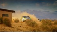 Ken Block Срещу Ricky Carmichael - Top Gear