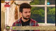 """""""На кафе"""" със Славин Славчев преди старта на X Factor"""