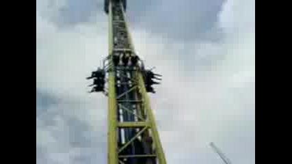 Пратера Във Виена - Изстрелващата Кула