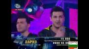 Дарко Илиевски втори голям диско концерт в Music idol 3