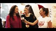 Златните Момичета на България - Посланици в Коледната Кампания на Holiday Heroes