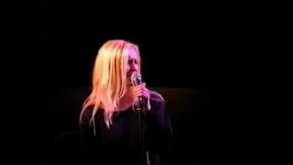 A modo mio (my way) live 1997 al Piper - Patty Pravo