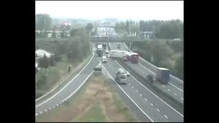 Голяма катастрофа на магистралата