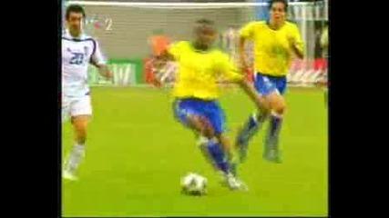Ronaldinho Amp Robinho