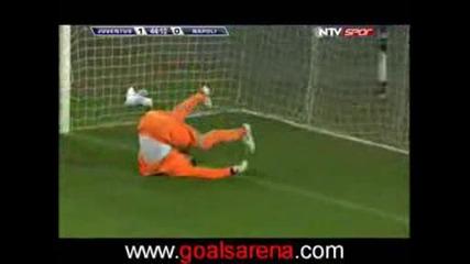 Juventus Vs Napoli 1 - 0 28.02.2009