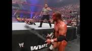 John Cena vs. Triple H vs. Edge - Backlash 2006 2 част