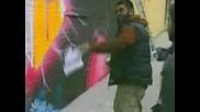 Aerosolarabic Usa Tour New York Bronx Mural Graffiti