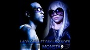 Lady Gaga ft. Ray Lavender - Monsta