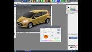 Как да сменим цвета на кола с Photoshop CS3