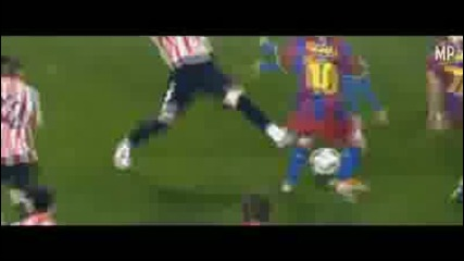 Lionel Messi - Catch Me If You Can ! 2011 | Hd