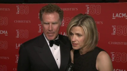 Will Ferrell Thought LACMA Was Being Torn Down