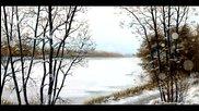 • Живи графити • Скоростно рисуване — Сняг наваля