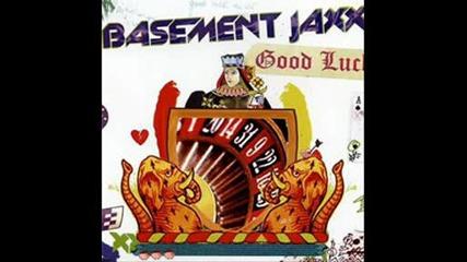 Basement Jaxx - Good Luck (drum&bass Remix).avi