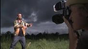 B. o. B - Strange Clouds ft. Lil Wayne [behind The Video]