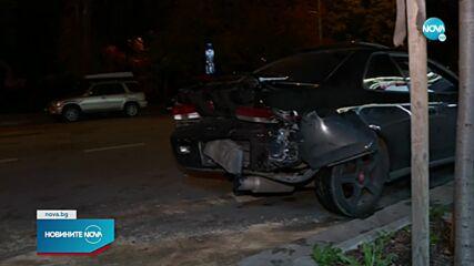 Дете пострада при катастрофа между кола и трамвай