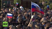 Russia: Pelageya delights 50,000-strong Red Square crowd on Russia Day