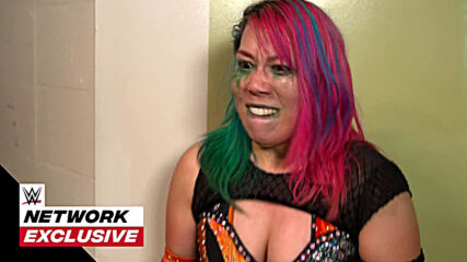 Asuka is ecstatic after defeating Charlotte Flair: WWE Network Exclusive, May 17, 2021