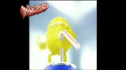 Реклама - Pepsi С Лимончетата