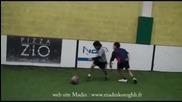 Изумителен 8 год. футболен талант - Ф Е Н О М Е Н