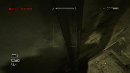 най-страшната игра създавана някога - Outlast ep.2