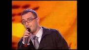 Marko Pavlovic - Nocas mi je srce ranjeno (Zvezde Granda 2011_2012 - Emisija 11 - 03.12.2011)